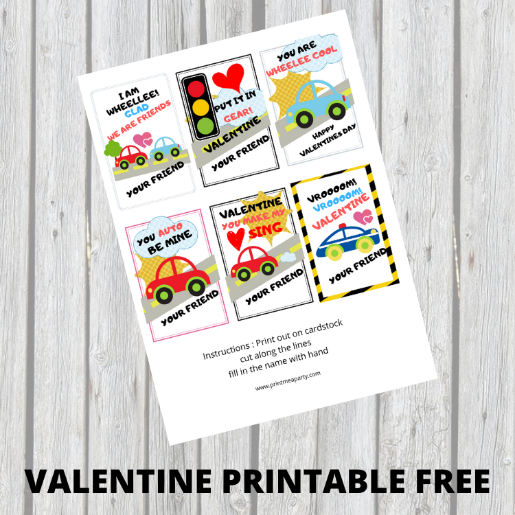 valentine printable free kindergarten activities